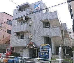東京都北区東十条6の賃貸マンションの外観