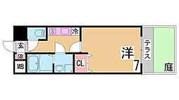 長田駅 4.3万円