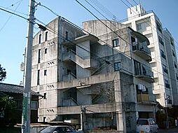 高知県高知市弥生町の賃貸マンションの外観