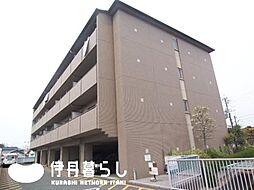 兵庫県伊丹市南野2丁目の賃貸マンションの外観