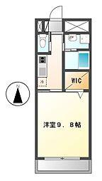 ベルグ大須[4階]の間取り