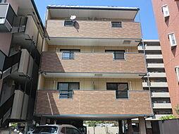 高知県高知市北川添の賃貸アパートの外観