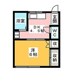 中村橋駅 5.0万円