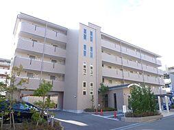 大阪府箕面市小野原西6丁目の賃貸マンションの外観
