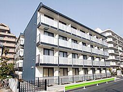 東京都大田区東糀谷4丁目の賃貸アパートの外観
