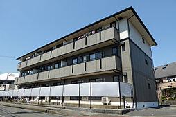 福岡県北九州市小倉南区南方3丁目の賃貸アパートの外観