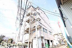神奈川県相模原市南区大野台3丁目の賃貸マンションの外観