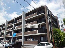静岡県静岡市駿河区下川原2丁目の賃貸マンションの外観