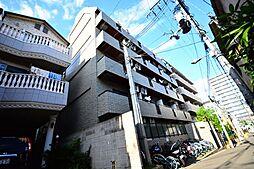 アベノ池田マンション[101号室]の外観