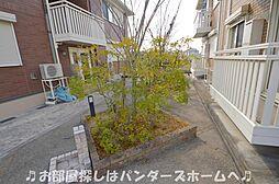 大阪府交野市倉治3丁目の賃貸アパートの外観