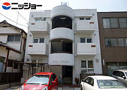コーポ三笠[1階]の外観