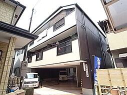 兵庫県姫路市飾磨区今在家北2丁目の賃貸マンションの外観