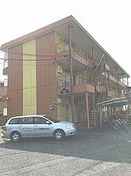 サンアベニュー岡上[3階]の外観