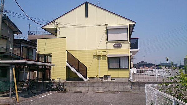 コーポイーストウッド 2階の賃貸【埼玉県 / 熊谷市】
