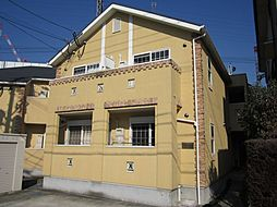 リブレア津福本町B[201号室号室]の外観