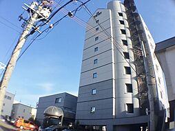 北海道札幌市中央区南十一条西18丁目の賃貸マンションの外観