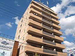 京都府京都市伏見区横大路下三栖城ノ前町の賃貸マンションの外観