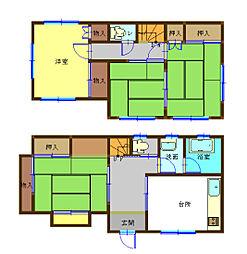 市川駅 7.5万円