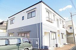 長谷川マンション[1階]の外観