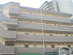 大阪府大阪市住之江区東加賀屋1丁目の賃貸マンションの外観