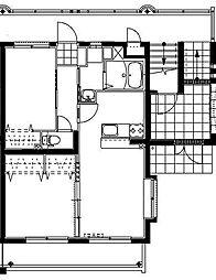 ローズマリーA[3階]の間取り