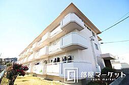 愛知県豊田市山之手7丁目の賃貸アパートの外観