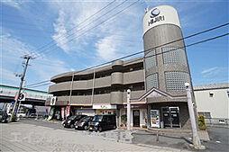 兵庫県姫路市飾磨区上野田5丁目の賃貸マンションの外観