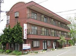 長野県飯田市松尾代田の賃貸マンションの外観