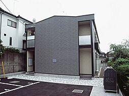 神奈川県海老名市上今泉4丁目の賃貸アパートの外観