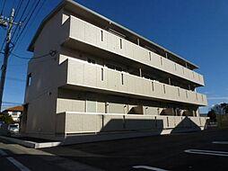 群馬県前橋市問屋町の賃貸アパートの外観