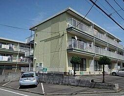 東京都多摩市諏訪1丁目の賃貸マンションの外観