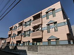 今田マンション[3階]の外観