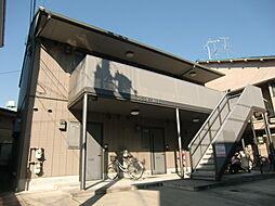大阪府茨木市春日4丁目の賃貸アパートの外観