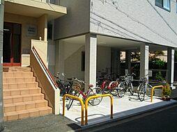コーポエビス[4階]の外観