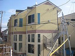 ユナイト富士見 ベル・エポック[106号室]の外観