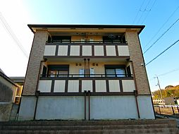 プレベール[1階]の外観