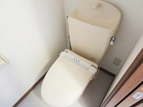 セレーノ御所野IIのトイレ