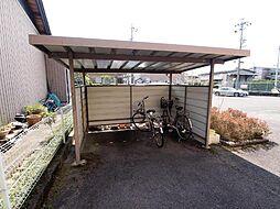 岐阜県可児市石森の賃貸アパートの外観