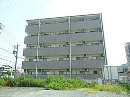 三重県松阪市郷津町の賃貸マンションの外観