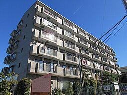 千葉県習志野市津田沼4丁目の賃貸マンションの外観