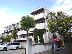 ユニテック武庫之荘[4階]の外観