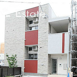 愛知県名古屋市中川区露橋町の賃貸アパートの外観