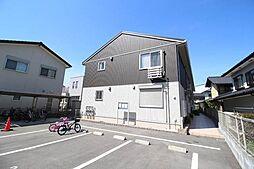 佐賀県鳥栖市元町の賃貸アパートの外観