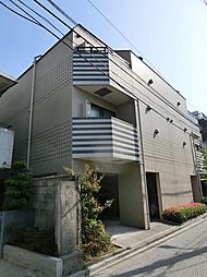 グランヴァン新宿柏木[303号室]の外観