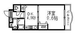 北長瀬駅 5.9万円