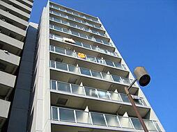 東京都府中市寿町3の賃貸マンションの外観