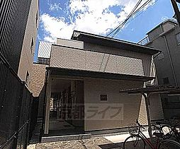 京都府京都市下京区平野町の賃貸アパートの外観