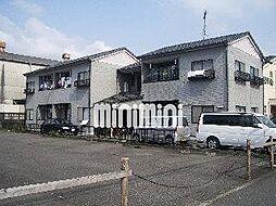 静岡県静岡市葵区若松町の賃貸アパートの外観