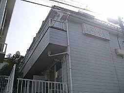 グランディ井田[2階]の外観