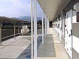 レオパレス貝野[2階]の外観